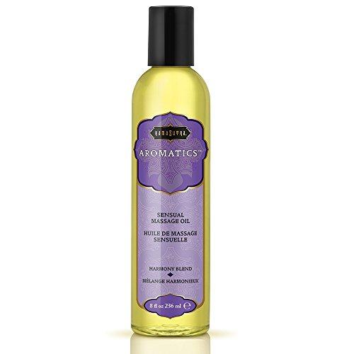 KamaSutra Massageöl Harmony Blend (Harmonische Mischung), 1er Pack (1 x 200 ml)