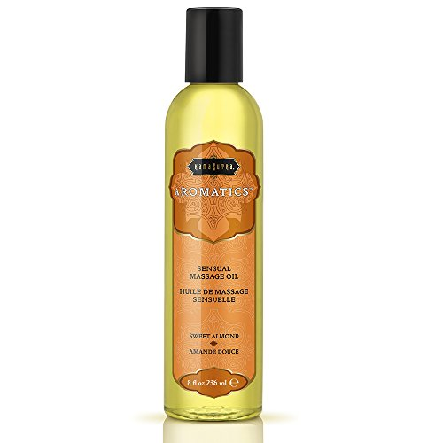 KamaSutra Massageöl Swet Almond (Süße Mandel), 1er Pack (1 x 200 ml)