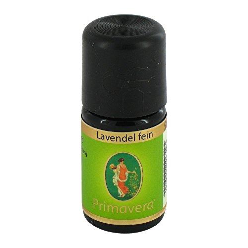Primavera Ätherische Öle Lavendel fein, 5 ml