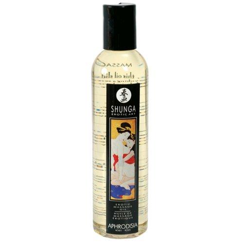 SHUNGA 340000091800 Massageöl Aphrodisia, 250 ml