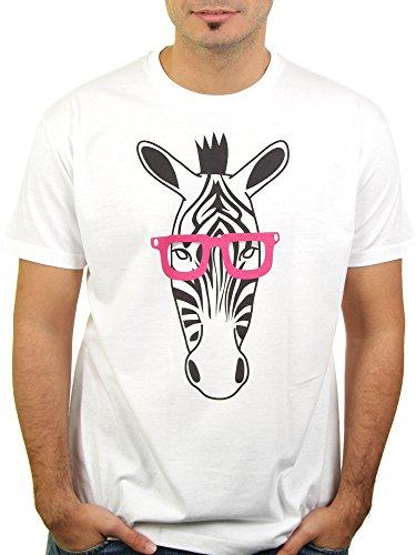 Zebra Style - Herren T-Shirt von KaterLikoli