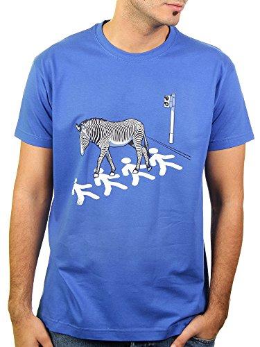 Fußgängerstreifen - Herren T-Shirt von KaterLikoli