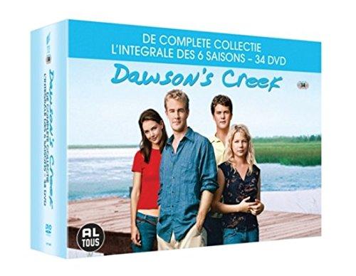 Dawson's Creek - Die komplette Serie (34 Discs) [EU Import mit Deutscher Sprache]