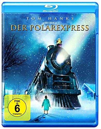 Der Polarexpress [Blu-ray]