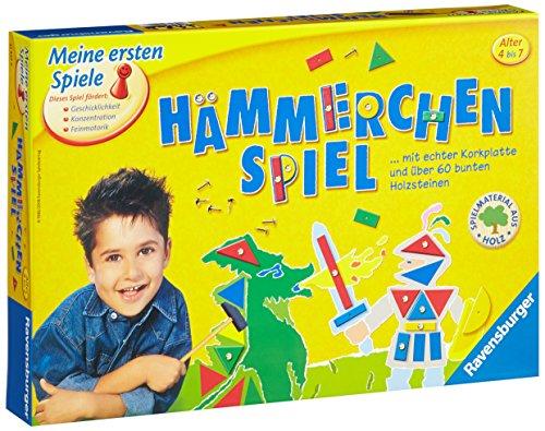 Ravensburger Kinderspiele 21422 - Hämmerchen Spiel