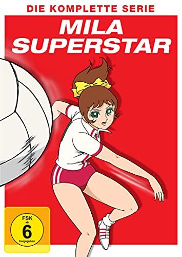 Mila Superstar - Die komplette Serie (New Edition) (12 DVDs)