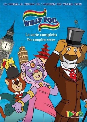 Um die Welt mit Willy Fog: Die komplette Serie (5 DVDs) (EU-Import mit deutschem Originalton)