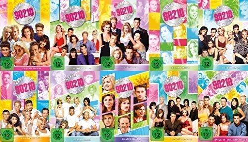 Beverly Hills 90210 - Season 1-10 im Set - Deutsche Originalware [71 DVDs]