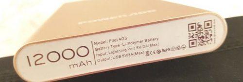 Handy Powerbank im Produkttest || Dein Handy Akku ist immer leer?! Mit diesem coolen Gadget hast du ein Problem weniger!