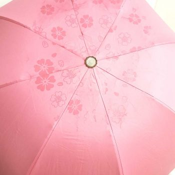 Mein Testbericht zu einem mega schicken Regenschirm in pink mit einem ganz bezaubernden Effekt bei Regen | Warum du bei Regen nun immer gute Laune haben wirst