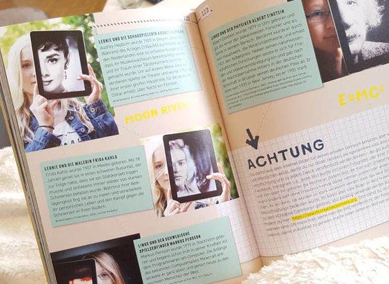 """Meine Buchrezension über das Buch """"Wir machen uns die Welt"""" von Birgit Hauska und Nina Waibel"""