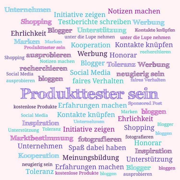 Produkttester sein - Fluch oder Segen?! Als Produkttest Blogger verdienst auch du Respekt für deinen Blog!