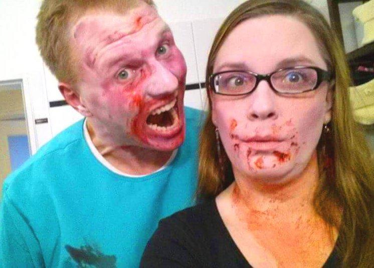Vorbereitungen für Halloween Veranstaltung auf Burg Satzvey | Gruselige Tipps & schaurige Ideen für deine Halloween Party