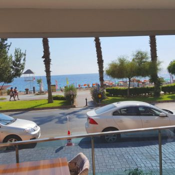 Blick aus dem Kleopatra Life Hotel | Ist ein Urlaub in der Türkei gefährlich oder trotzdem schön?!