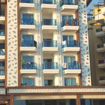 Kleopatra Life Hotel in Alanya am Tag | Ist ein Urlaub in der Türkei gefährlich oder trotzdem schön?!
