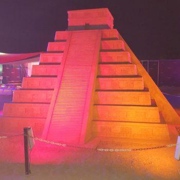 Pyramide - Expo 2016 Antalya Sandland | Ist ein Urlaub in der Türkei gefährlich oder trotzdem schön?!