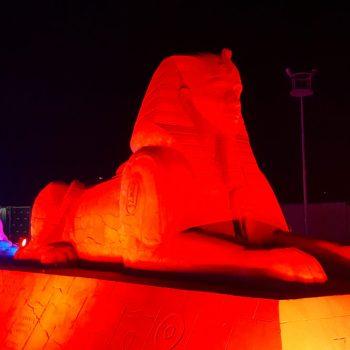 Sphinx - Expo 2016 Antalya Sandland  
