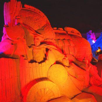 Trojanisches Pferd - Expo 2016 Antalya Sandland | Ist ein Urlaub in der Türkei gefährlich oder trotzdem schön?!